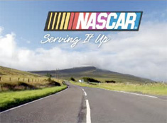 Nascar:Serving It up